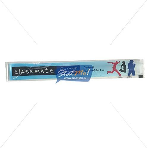 Classmate GSM Dumanhill Octane Gel Refill with Blue Ink - Pack of 20 Refills