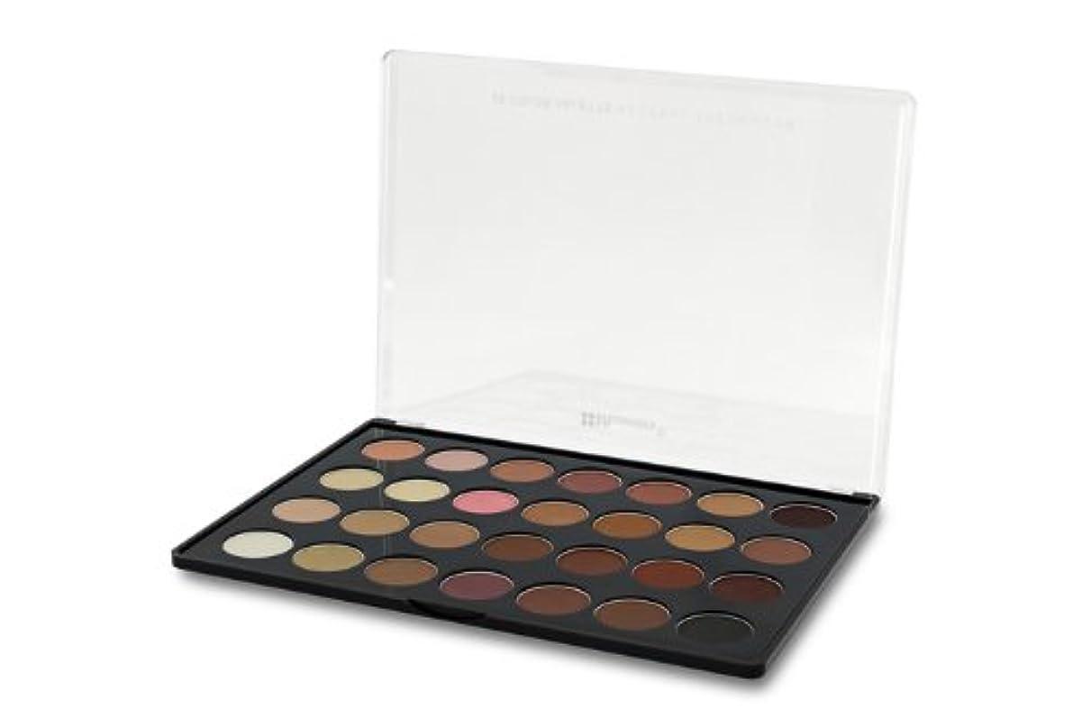 刺激するこねる覗くBH Cosmetics Neutral Eyes - 28 Color Eyeshadow Palette (並行輸入品)