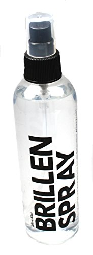 Ultra-Klar Brillen Reinigungsspray 250ml