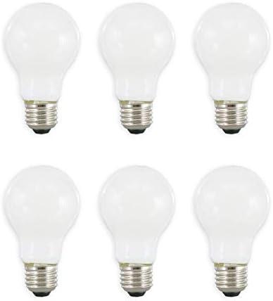 LEDVANCE 40816 Soft White SYLVANIA LED A19 Natural Light Series 40W Equivalent Efficient 5 5W product image