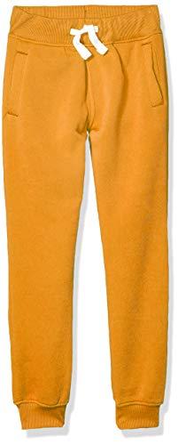 Southpole Boys' Big Active Basic Jogger Fleece Pants, Timberland, Medium