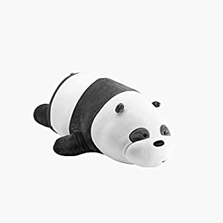 MINI SO Peluche Panda Acostado - We Bare Bears