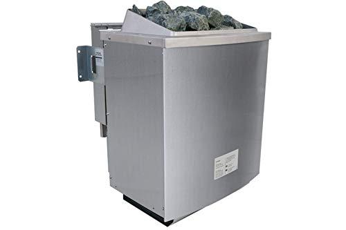 Karibu Bio-Kombiofen 9,0 kW Grundkörper und Steine
