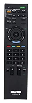 New RM-GD009 Replaced Remote fit for Sony Bravia TV KDL-46EX500 KDL-40EX500 KDL-32EX400 KDL-40EX400 KDL-32EX500