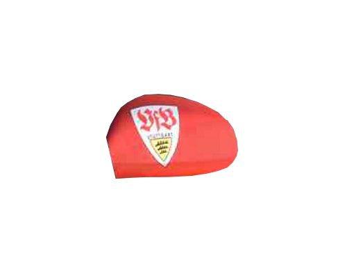 VfB Stuttgart Auto Spiegelflagge Flagge / Wappen Autokorso Meisterschaft / Aufstieg