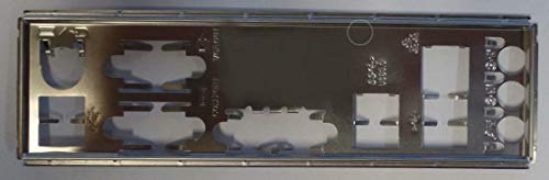 ASUS M5A78L-M LE/USB3 Blende - Slotblech - I/O Shield