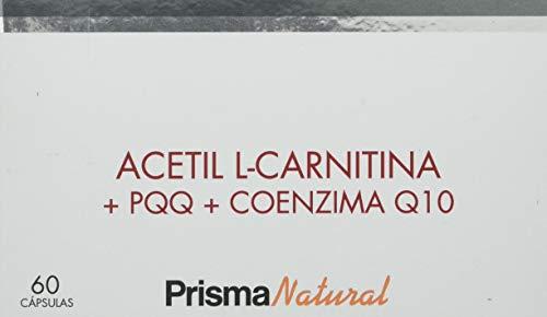 Prisma Natural Acetil L-Carnitina+Ppq+Q10 60Cap. 100 ml