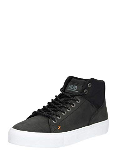 Hub Sneaker High Murrayfield 2.0 Schwarz Herren - 45 EU