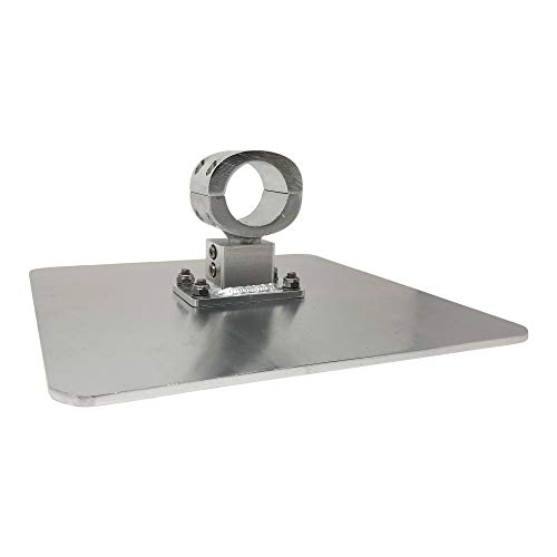 FISHMASTER MARINE TOWERS AND ACCESSORIES Radome Mounting Plate