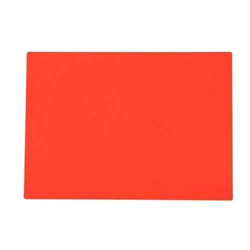 LDGR 1pc Silikon Esstisch Tischset Küchenwerkzeug Geschirr Der Hot Pad Backuntersetzer Kaffee-Tee-Tischset Küche Zu Verhindern (Color : R)