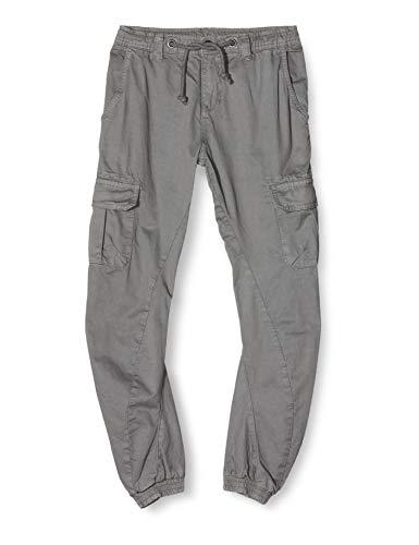 Urban Classics Herren Hose Cargo Jogging Pants Grau (darkgrey) XL
