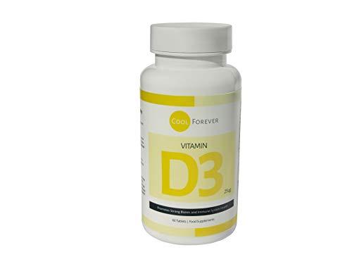 High Strength Vitamin D 1000iu 60 Tablets Food Supplement