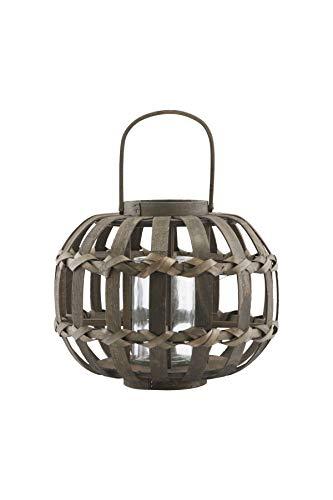 House Doctor Nœuds pour lanternes Marron foncé