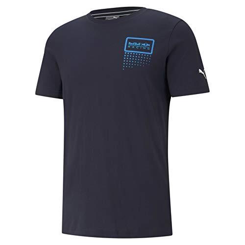 PUMA Red Bull Racing Shakedown Camiseta, Hombres Large - Original Merchandise