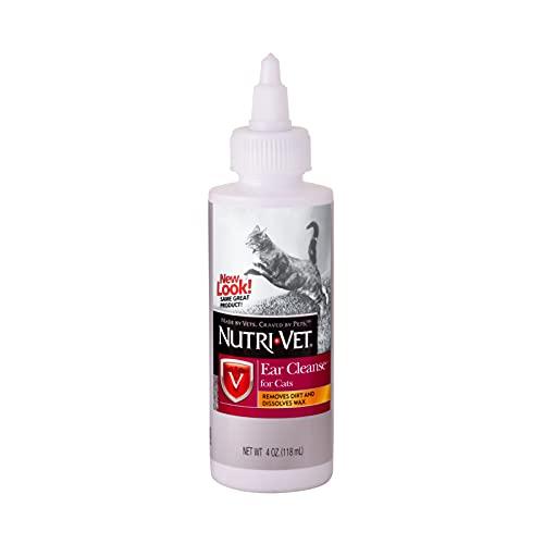 Nutri-Vet Cat Ear Cleaner