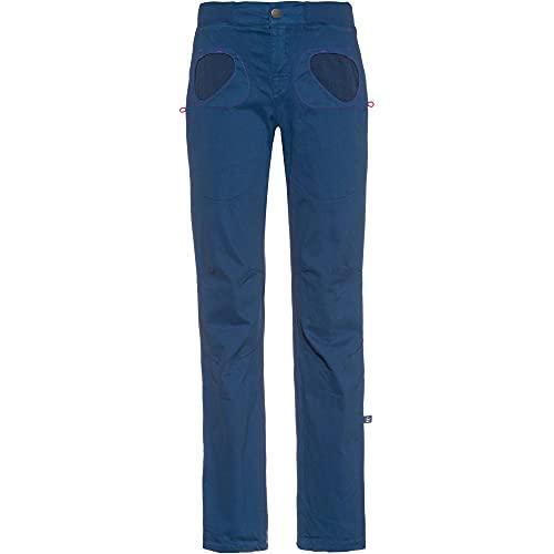 E9 Damen ONDA Slim Kletterhose blau L