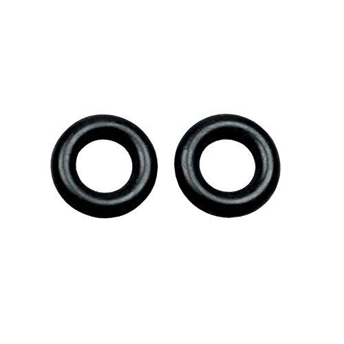 O-Ring Dichtung 12mm Ø für Heizelement Kaffeeautomat Bosch Siemens 00614611 614611, 2 Stück