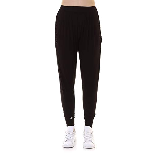 Rucanor Bottoms Roxy Pantalon de Yoga, Noir, L