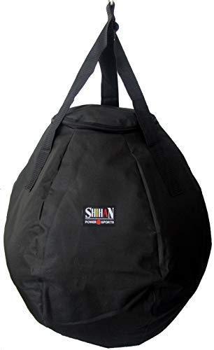 Shihan WRECKING Ball PUNCH BAG BOXING BOXING BAG Boxing Marziale Sacco da boxe rotondo 2ft (venduto non riempito)
