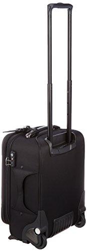 [バーマス]スーツケースソフトファンクションギアプラス2輪機内持ち込み可6042225L53cm4.1kgブラック