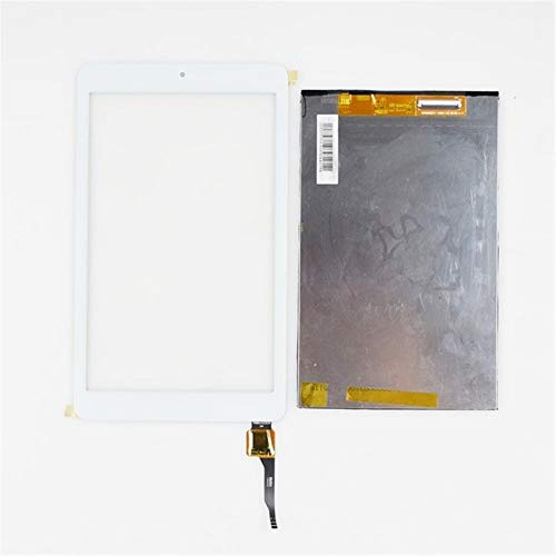 Screen replacement kit Fit For Acer Iconia One 8 B1-850 A6001 KD080D24-40NH-B7 PB80JG2928 Tablet PC LCD Display Touch Screen Digitizer Panel Repair kit replacement screen (Color : Touch With LCD)