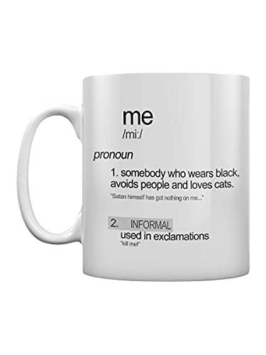 N\A Lustige Kaffeetasse Perfekte Definition von Mir Weiße Tasse Geschenk Keramik Tasse Mark Tasse Wasser Kaffee Tee Milch Saft Tasse 11oz