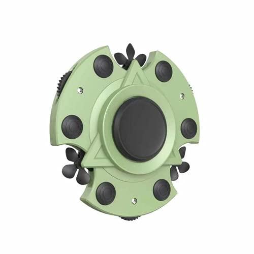 Bosi General Merchandise Fingertid Gyro, presionando un Juguete de presión Reducida, Tocadiscos de la Punta de los Dedos, Alivia el estrés y la ansiedad