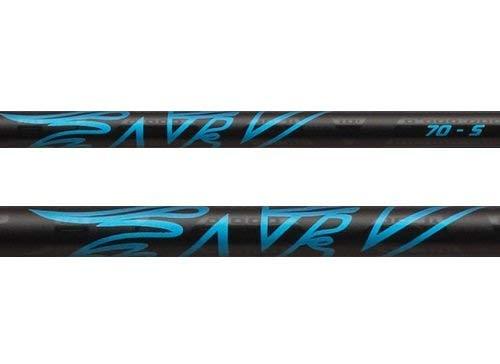 Aldila NV 2KXV Blue 70 Driver Shaft + Adapter & Grip (Stiff) (TaylorMade R15, M1, M2)