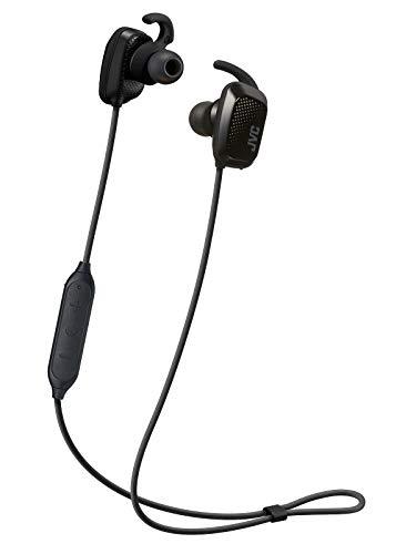 JVC HA-ET65BV-BE Bluetooth In-Ear Sportkopfhörer mit Trainingsunterstützung
