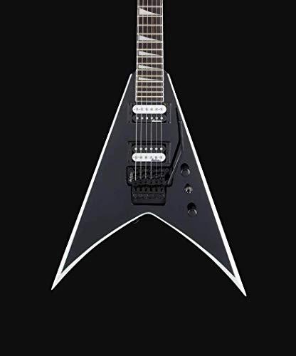 Jackson JS32 King V Electric Guitar (Black with White Bevels)