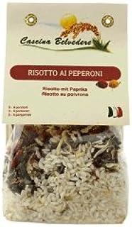 Cascina Belvedere - Risotto aux Poivrons Cascina Belvedere