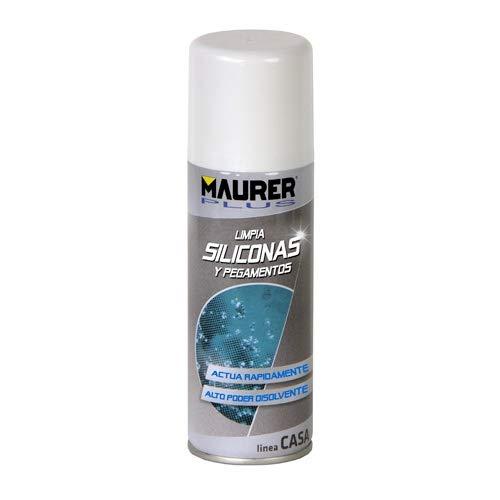 MAURER 5464280 Spray Limpiador Silicona/Pegamentos 200 Ml