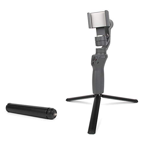 Flycoo Trépied Pliable pour DJI OSMO Mobile 2 Extenseur Support Portable Barre d'extension Perche à Selfie