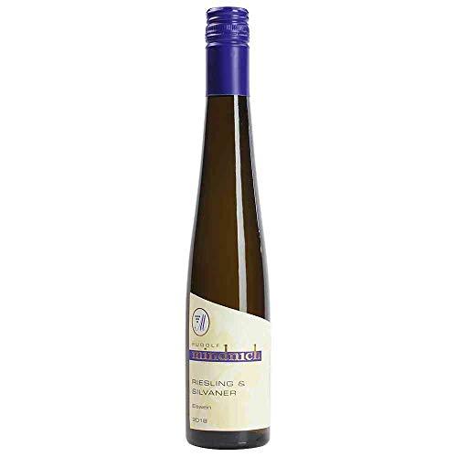 Eiswein Riesling/Silvaner Nahe 2018 Deutscher Qualitätswein Weißwein Vegan edelsüss Weingut Mindnich Deutschland 375ml-Fl (132,80€/L)