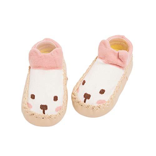 FENICAL Bebé Calzado Calzado Calcetines Recién Nacido Calcetines de Dibujos Animados Calcetines...