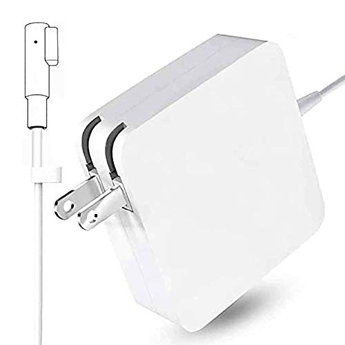Mac Book Pro Charger 85W L-Tip Backup Power Adapter Charger Suitable Replacement for Mac Book Pro 13,15,17 Inch with Magnetic Connector (Compatible with Models Before Mid 2012).