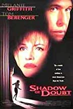 SHADOW OF DOUBT 27X40 Original Movie Poster One Sheet 1998