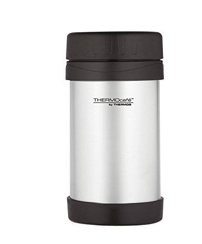 Thermos 181156 Everyday, Contenitore per alimenti in acciaio inox 0,5 L