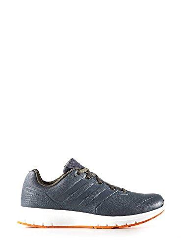 adidas Herren Duramo Trainer Lea Turnschuhe, Blau (Azuuti/Azuuti/Naruni), 45 1/3 EU