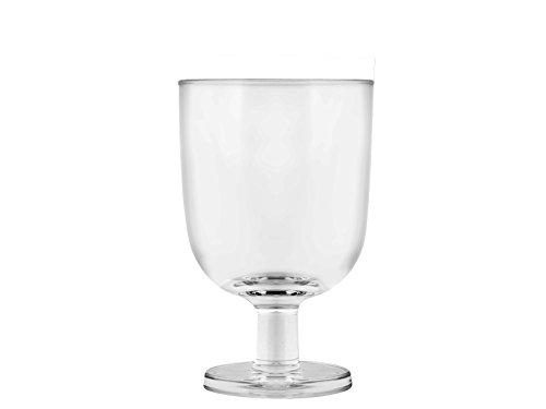 ARCOROC Resto Copas de Agua, Glass, Estándar, 6 Unidades