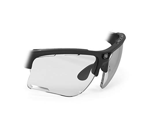 Rudy Project (ルディプロジェクト) スポーツ サングラス 自転車 レンズ KEYBLADE キーブレード レンズ インパクトX2調光ブラックレンズ LE507303