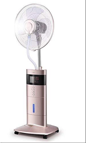 Spuit de bevochtigings-elektrische ventilator, huishoudelijk water en de ijsdemper.