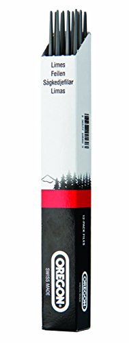 Oregon 70503/80503 3/16-Inch Chain Saw File, Package may vary