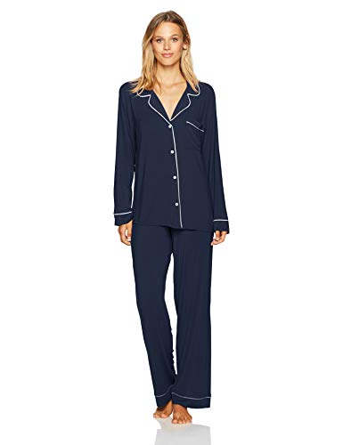 Two-Piece Long Sleeve Pajama Sleepwear Set