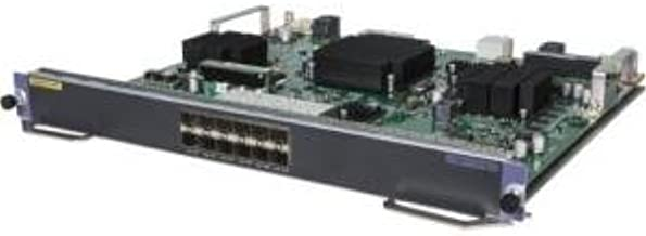 HP 7500 12-Port 1/10GbE SFP+ EC Module