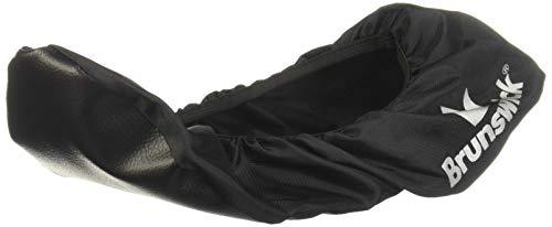 Brunswick Shoe Shield Bowling Shoe Covers- Black