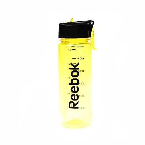 Reebok Women'Trinkflasche, gelb, 65 Liter