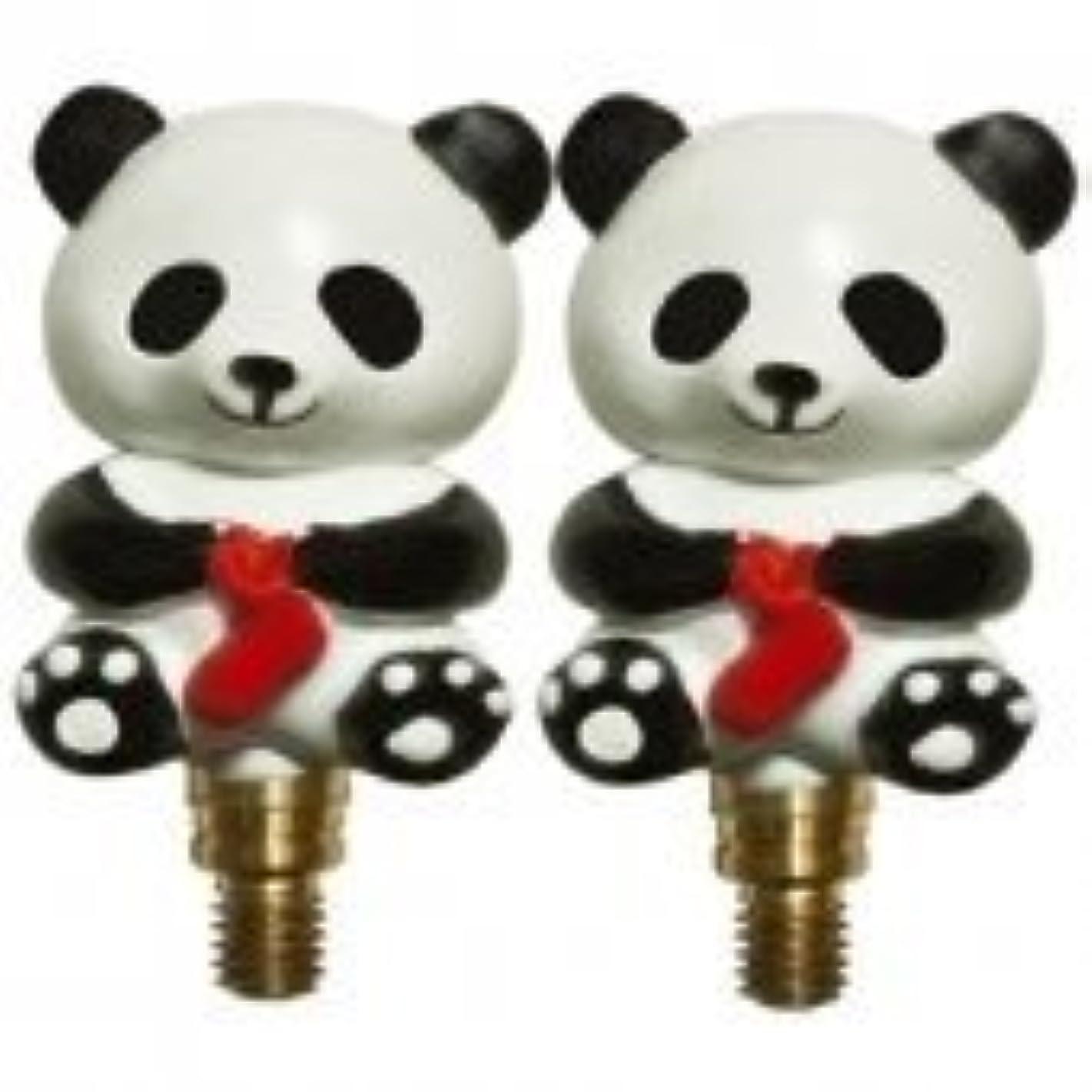HiyaHiya Interchangeable Panda Cable Stoppers - Large