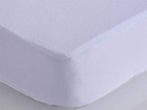 LANOVENANUBE - Protector de colchón Estrella PU - 80x130 cm