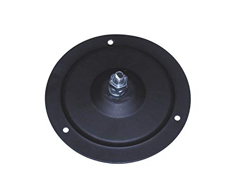 EUROLITE Standplatte für Pinspot, schwarz | Stativ für Pinspot